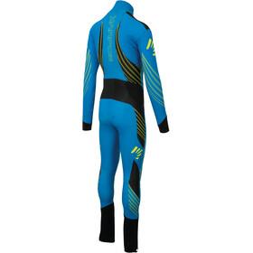 Karpos Race Suit Heren, indigo/sulphur spring/black